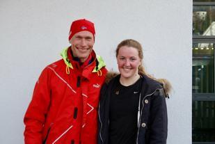 Jan Ketil Vinnes vant herreeklassen og Reese Bendiksen tilsvarende i kvinneklassen under dagens Vårdilt