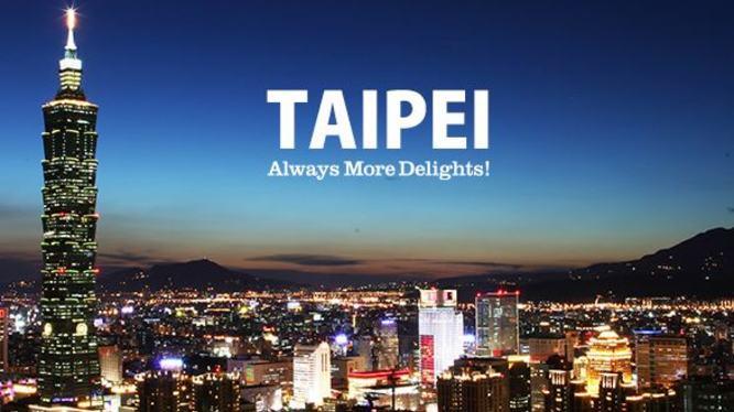 Taipei forsidebilde