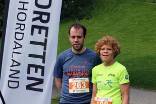 Erik Hallberg og Kristin Husby best i Springkarusellen løp 2