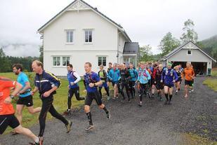 Start 2016. Foto: Magne J. Krumsvik