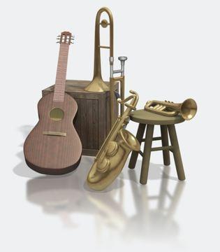 Gamle instrumenter