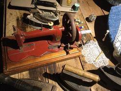 Bygdetunet symaskin