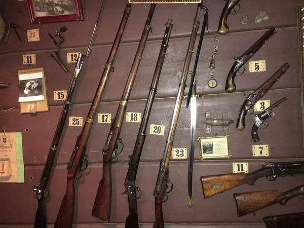 Galtebo våpensamling