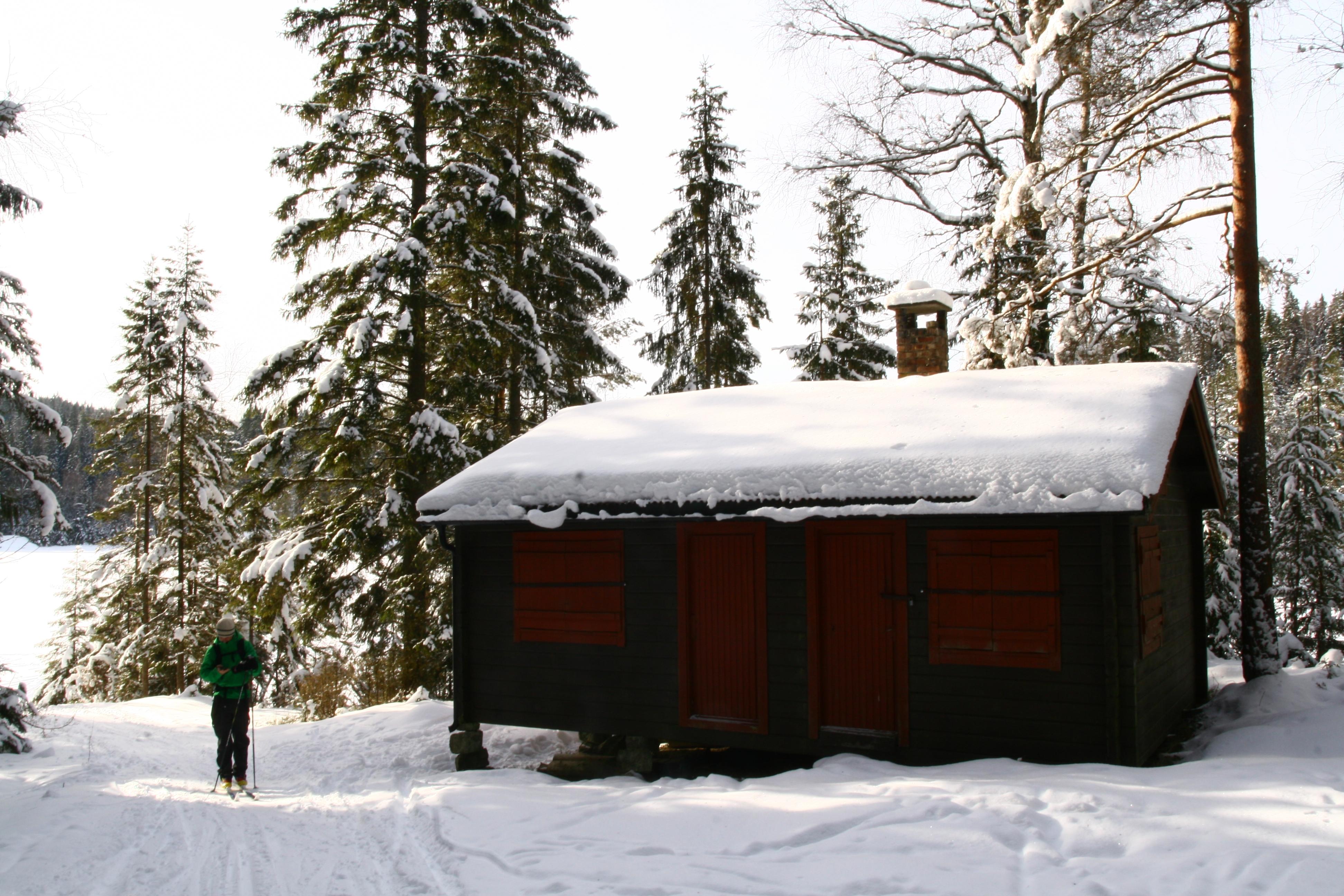 2013-2-21 Grinderkoia ved Grinderen DFoto Bente Lise Dagenborg.JPG