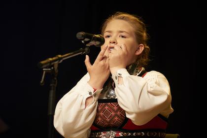 Marit Andrisdotter Kvam - Foto Thor Hauknes (LO)