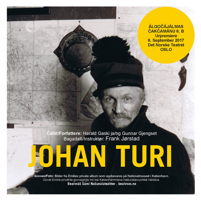 Johan Turi