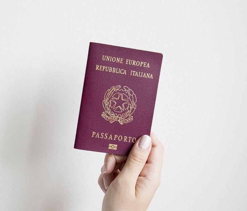Statsborgerprøve for innbyggere som skal søke om norsk pass. Foto: Pixabay