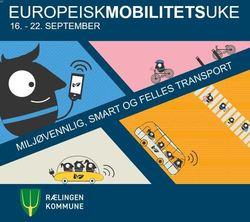 Europeisk mobilitetsuke 2017