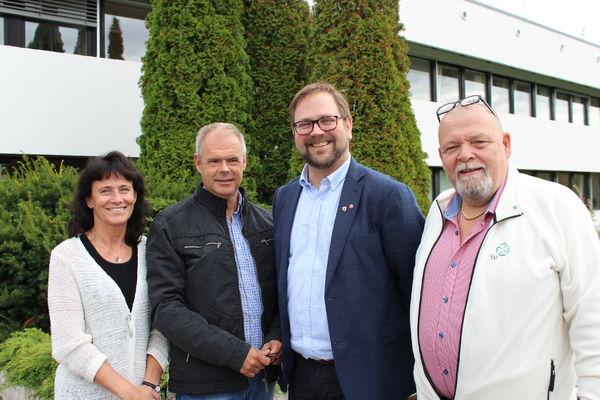 Navnegruppa for ny kommune