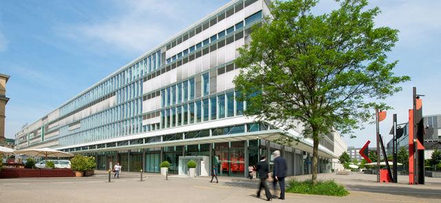 ABB Group Headquarters, Zurich, Switzerland