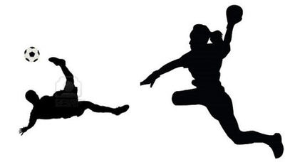 Håndball og fotball