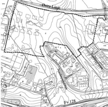 Illustrasjon planområde