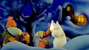 Fra Jul i Mummidalen