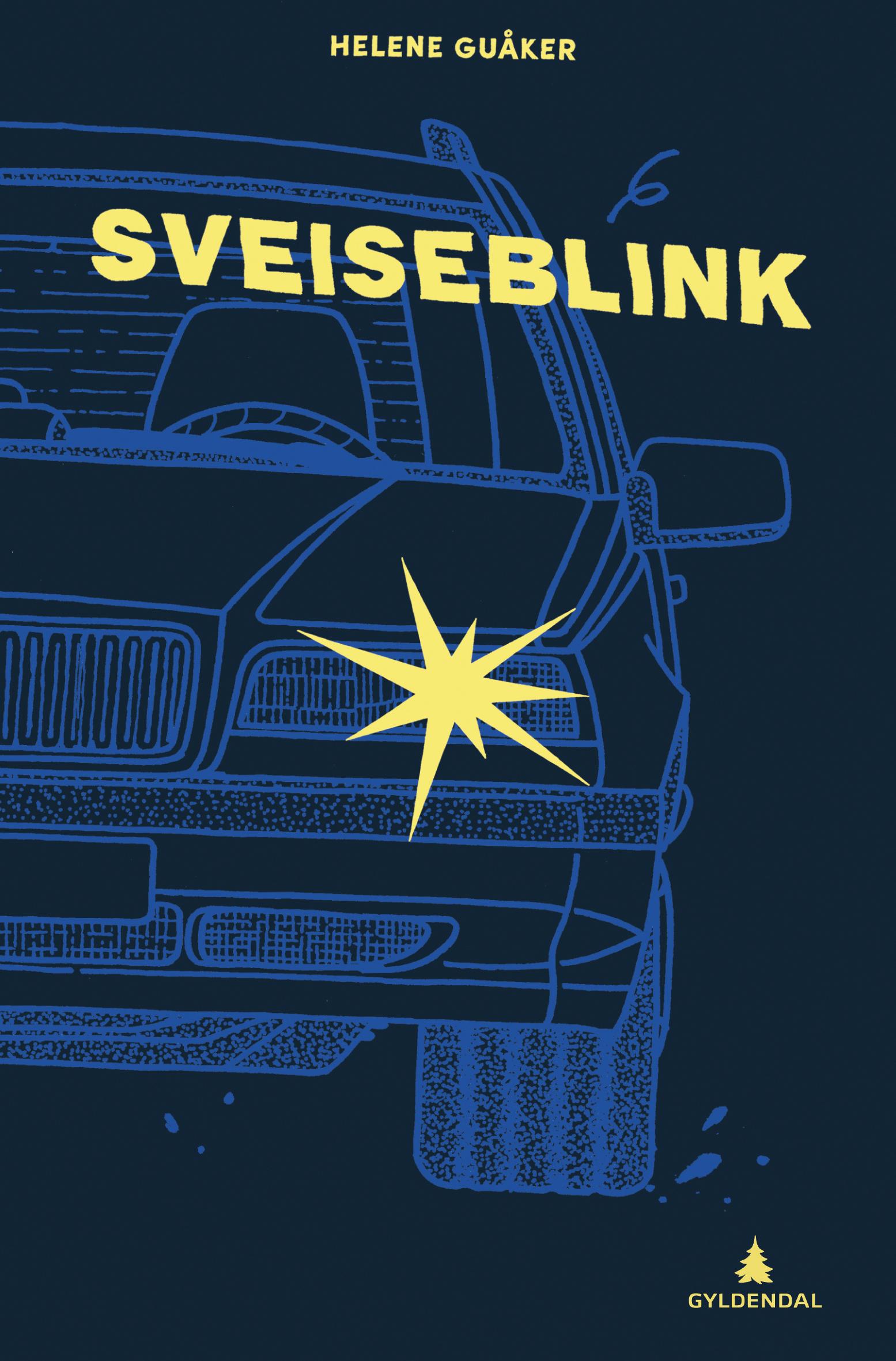 Sveiseblink Helen Guåker Gyldendal