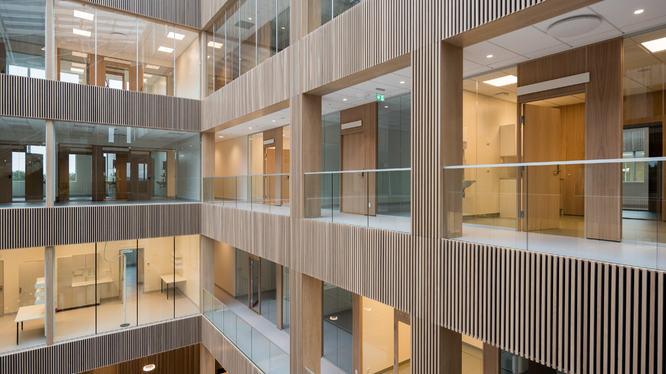 Foto: Gardermoen Campus / Finn Ståle Felberg