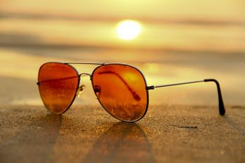 Solbriller foto: Pixabay