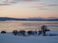 Fra Haukebø mot Skånland