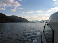 På Gratangsfjorden