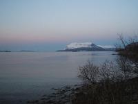 Utsikt fra Kvitnes mot Rolla