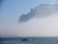Nova sett fra Grovfjord