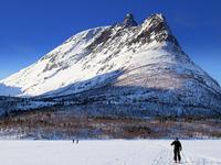 Etter flott topptur på Novafjell