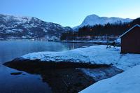 Båtstø på Laberg