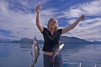 Glad seisfisker