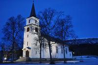 Lavangen kirke