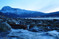 Fjæra sjø på Soløy
