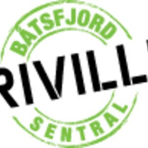 Logo BFJ Frivilligsentral grønn skrift