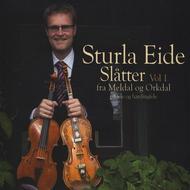 Sturla Eide - Slåtter Vol 1