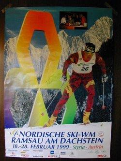 Ramsau-plakaten 1999