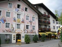 Hotel Sonne i bad Hindelang