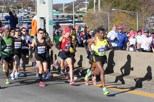 1096 flotte bilder fra Oslo Maraton (og halvmaraton