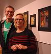 Margrethe Løvland og Roy-Frode Løvland