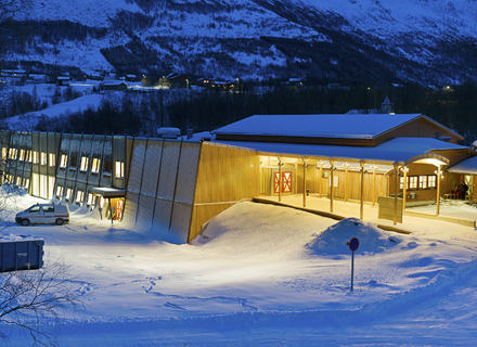 Aja Samisk Senter