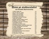 Romsdal Spelemannslag - Dans på Stabursloftet (RSCD, 2009)