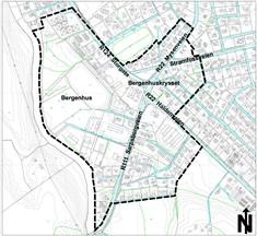 Områderegulering, Bergenhus - Rakkestad