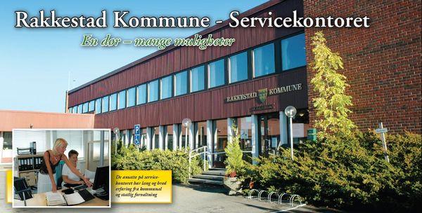 Rakkestad kommune - servicekontoret