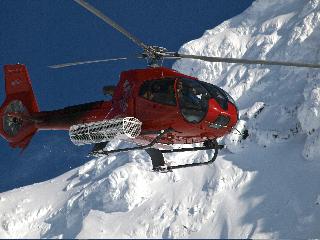 Helikopter i Tamok
