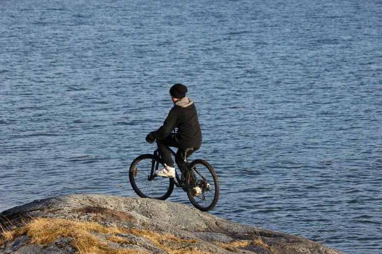 Ikke alle har egen sykkel