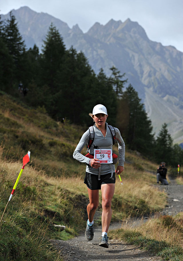 26/08/2011- Refuge Bertone (ITA)© The North Face® Ultra-Trail du Mont-Blanc®-Pascal Tournaire