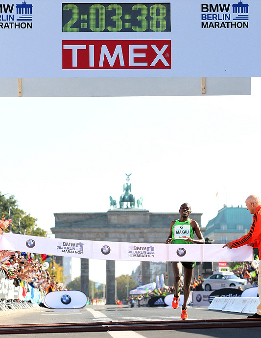 2011 BMW Berlin MarathonBerlin, Germany     September 25, 2011Photo: Victah Sailer@PhotoRunVictah1111@aol.com631-741-1865www.photorun.NET