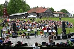 Konsert bygdetunet
