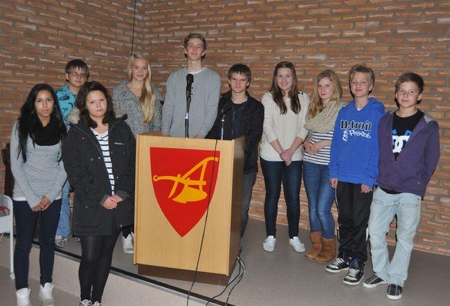 Balsfjord ungdomsråd