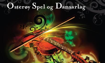 CD-cover til Osterøy Spel- og Dansarlag si nye cd som sleppes søndag 20. mai