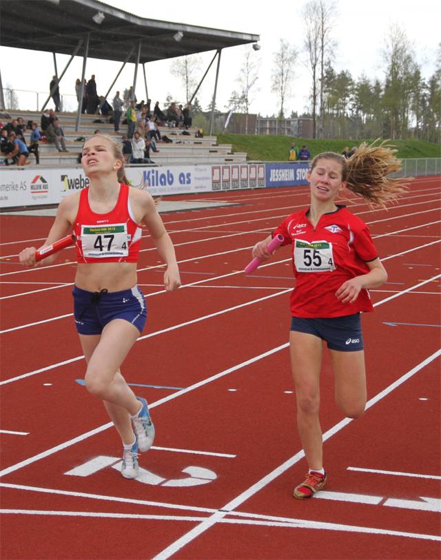 norsk jenter Jessheim