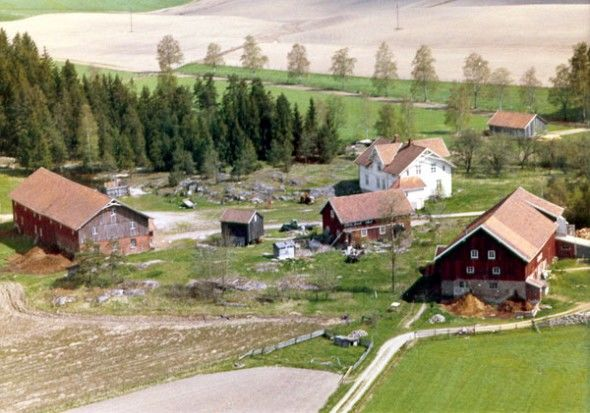 Grøtvedt gård 22.05.1964