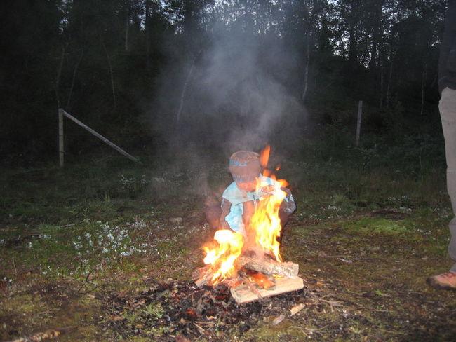 Misikalen Flammen vises i juni