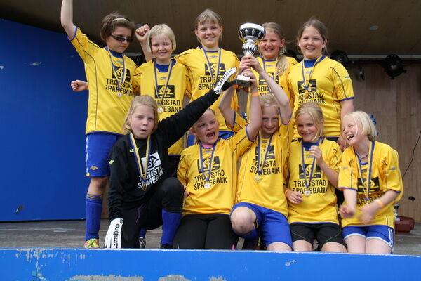 Lagbilde J11 Arvika -cup